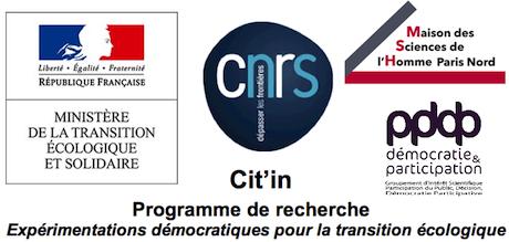 Coexiscience sélectionné pour le programme Cit'In